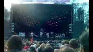 Gnarls Barkley perform Feng Shui at Hultsfred