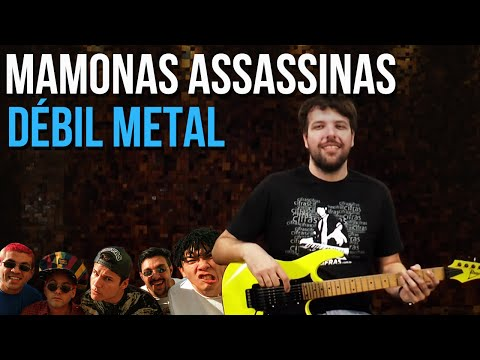 Mamonas Assassinas - Débil Metal