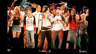 [RARE] Snippet of What More Can I Give Live United We Stand 2001 (Undubbed)