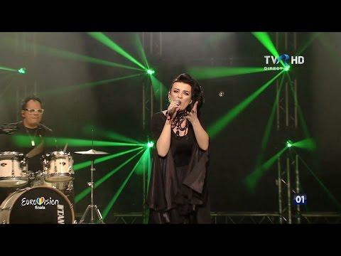 Ana Maria Mirică - Spune-mi tu | Finala Eurovision România 2017