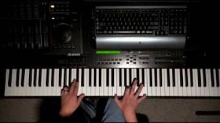 Wonderful, Merciful Savior - Piano - Carlton Forrester width=