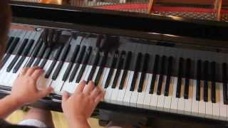 Tonight, I Celebrate My Love - Peabo Bryson & Roberta Flack - Piano / Keyboard Cover