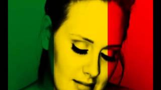 Adele   Set Fire To The Rain REGGAE VERSION by Reggaesta95