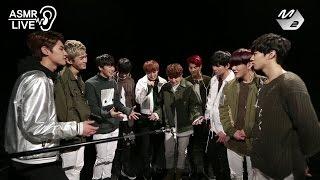 [ASMR Live] 업텐션(UP10TION)-하얗게 불태웠어