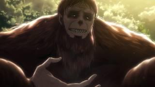 Shingeki no Kyojin S2 - The Beast titan speaks
