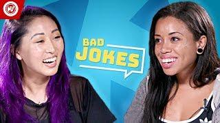 SMOSH Games | Bad Joke Telling