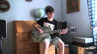 Joan Jett - I Love Rock n'Roll Cover (Gretsch Electromatic G5420T)