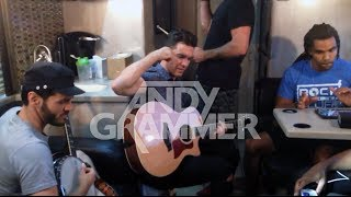 """Coldplay """"A Sky Full of Stars"""" - Live from Andy Grammer's Tour Bus"""