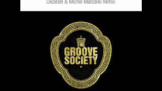 "Ivan Minuti -MDMA  ""Michael Douglas Mon Amour"" Dezarate & Michel Manzano Rmx - The Groove Society"