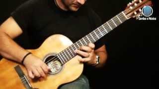 Menino da Porteira - (Em breve aula de Violão Clássico Completa) - Cordas e Música