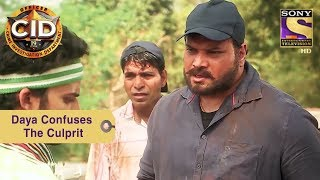 Your Favorite Character | Daya Confuses The Culprit | CID width=