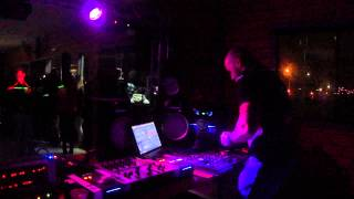 ABARAN - Dj Live percussion #SET/2013