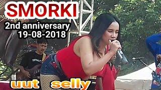 UUT SELLY Goyang hot 2nd anniversary SMORKI width=