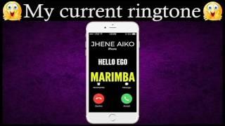 Latest iPhone Ringtone - Hello Ego Marimba Remix Ringtone - Jhene Aiko Feat. Chris Brown