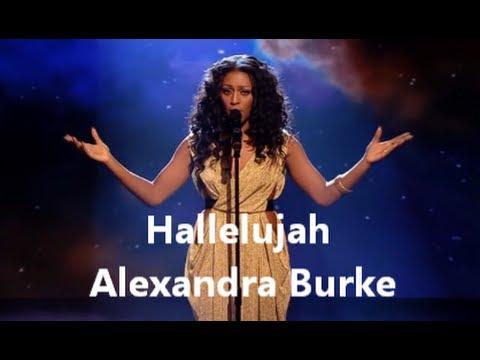 ALEXANDRA BURKE HALLELUJAH MP3 СКАЧАТЬ БЕСПЛАТНО