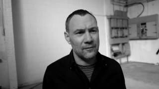 David Gray - 'Enter Lightly' (Video Shoot - Behind The Scenes)