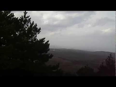 Metristepe Rüzgar Enerji Santrali (Bilecik-Türkiye)