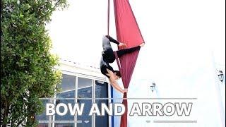 Bow and Arrow | Vela (Aerial Silks | Danza Aérea)