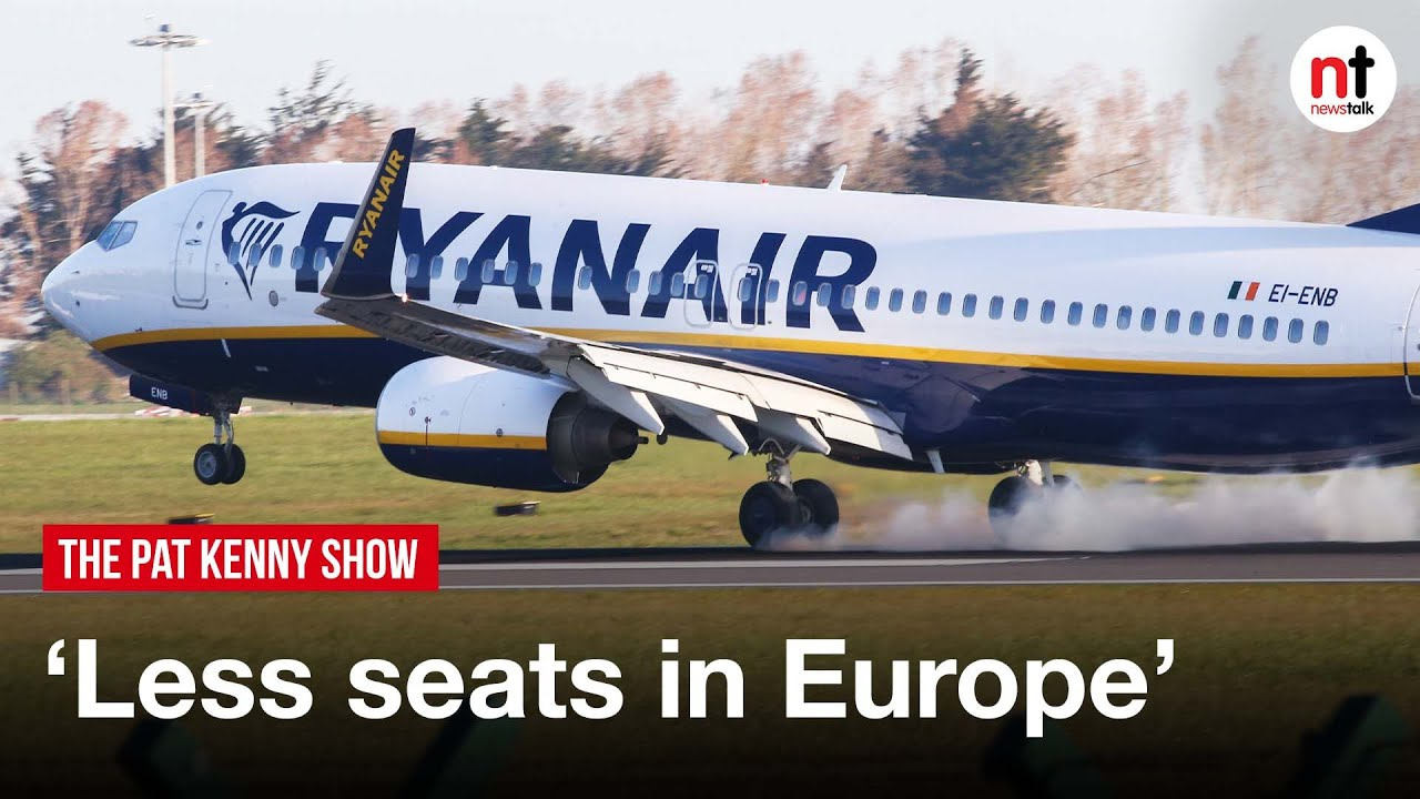 Airfares are going up, with less Seats from Dublin – Ryanair CEO