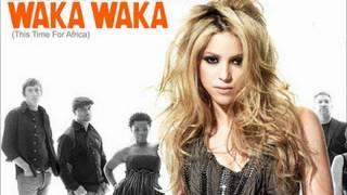 Waka Waka (This Time For Africa) Ft Freshly Ground - Shakira - Fast Mode