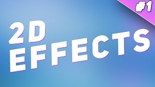 2D EFFECTS FOR FREE! | After Effects | ‹  Flash FX ›