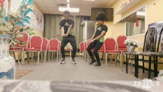 Tim Godfrey - Ahaa (Short dance cover)