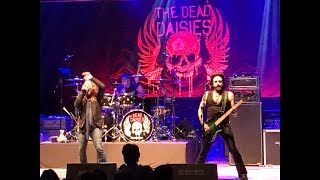 The Dead Daisies - Fortunate Son - Ópera de Arame, Curitiba, Brasil, 12.07.2017