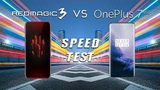 Red Magic 3 vs OnePlus 7 Pro: SPEED TEST