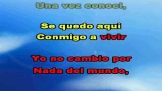 Le He Prestado La Mano A Jesus - Rabito (Karaoke - Pista)