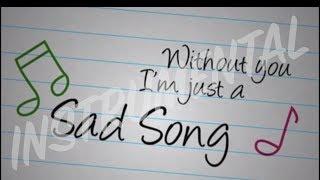 Sad Song - We The Kings Instrumental (Aarik Ibanez)