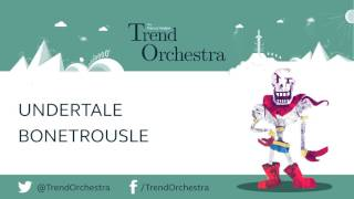 Undertale - Bonetrousle | Orchestral Cover