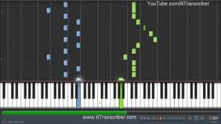Maroon 5 - Moves Like Jagger (Easy Piano Cover) by LittleTranscriber width=