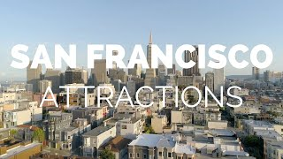 10 Top Tourist Attractions in San Francisco - Travel Video width=