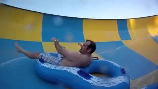 Hanmer Springs Thermal Pools -  Superbowl GoPro HD
