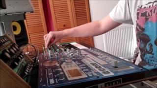 KIKI ERROR live DnB (EMX, EREBUS, Microkorg, System 1)