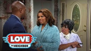 Linda's Morning Sickness Interferes with Her Dating Life | Tyler Perry's Love Thy Neighbor | OWN