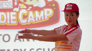 Bright Solutions Marketing Services Inc : NISSIN Pasta Express Kiddie Camp 2017 - Pasig