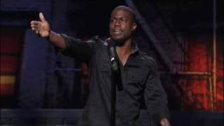 Kevin Hart - I'm A Grown Little Man - his fear of animals