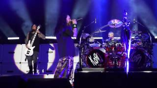 Korn - Black Is The Soul Rock USA 2017 Oshkosh Wisconsin