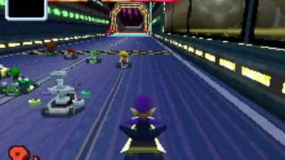 Mario Kart DS: Waluigi Pinball