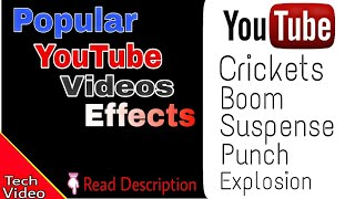 Free Copyright | YouTube Sound Effects | Upload Video | No Copyright Strike | Ahbab Zameer