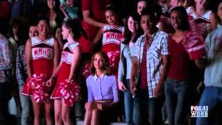 Glee - Toxic Full Performance