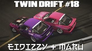 LFS - TWIN DRIFT #18 | Eidizzy & Maru