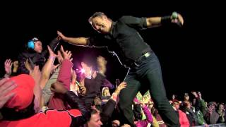 Bruce Springsteen in Oklahoma City on April 3, 2016