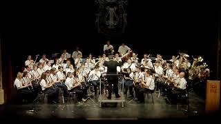 La puerta grande - Elvira Checa (Banda Simfònica d'Algemesí)