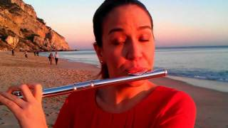 "Adriana   Wave ""Vou te Contar"" ( Antônio Carlos Jobim )"