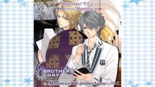 「BROTHERS CONFLICT」救世クライシス (Lyrics + SubEng)