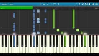 Alvaro Soler - El Mismo Sol - Complete Piano Tutorial - How To Play