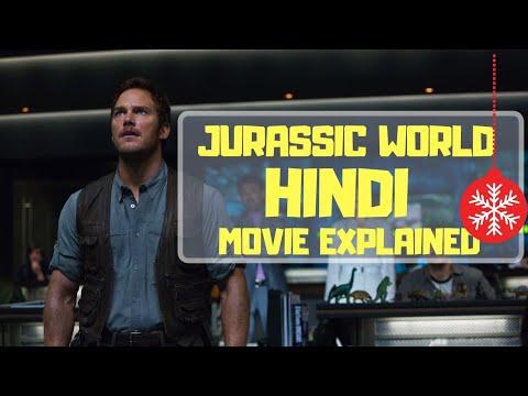 Jurassic World Fallen Kingdom In Hindi