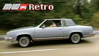 MotorWeek | Retro Review: '84 Oldsmobile Cutlass Supreme
